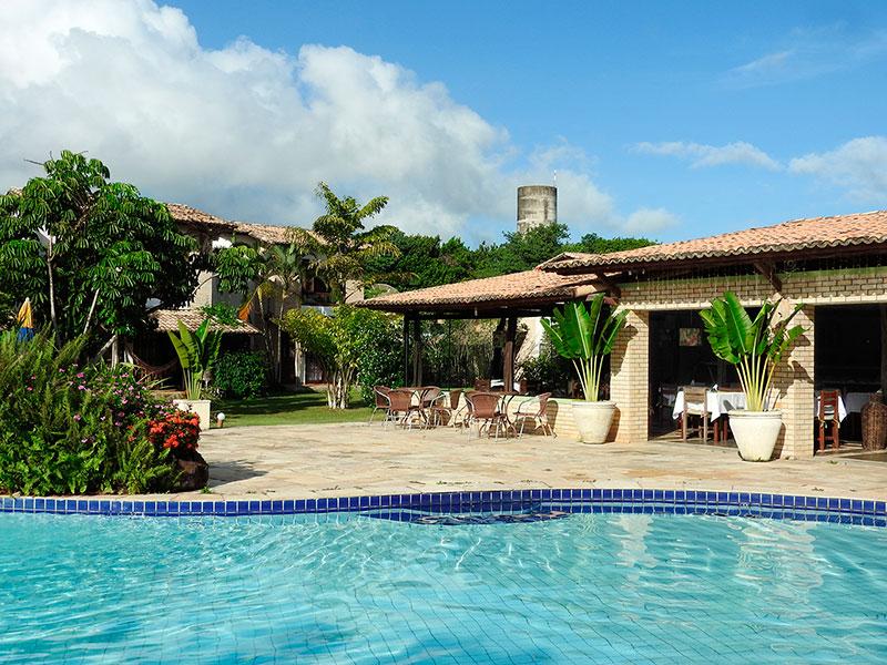 Suíte Hotel Varandas Mar de Pipa