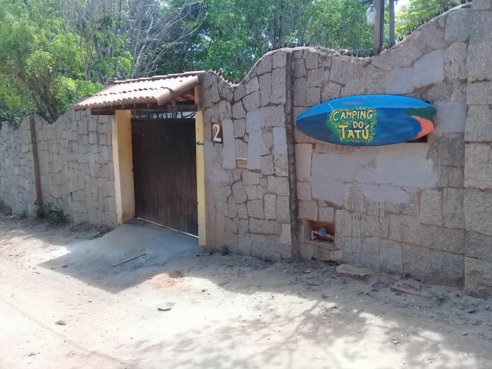 Camping Hostel do Tatu