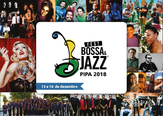 Fest Bossa & Jazz 2018 in Pipa Beach