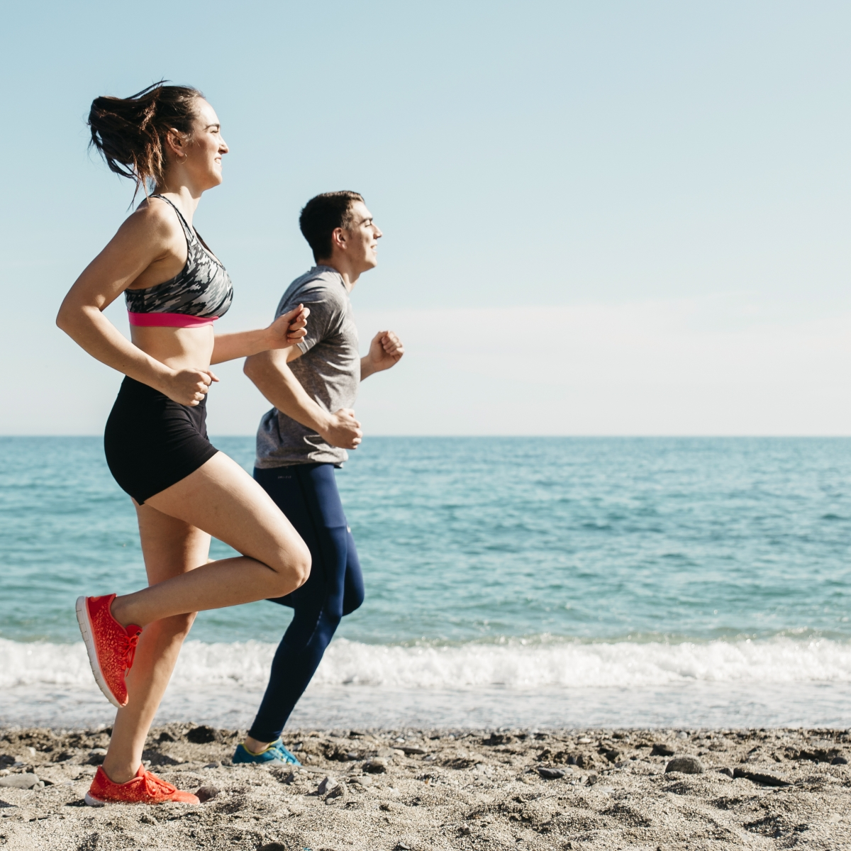 Corrida e Beach Run
