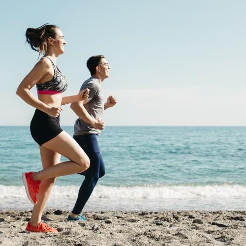 Run and Beach Run