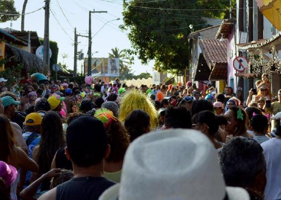 Carnival in Pipa