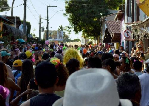 Carnaval em Pipa