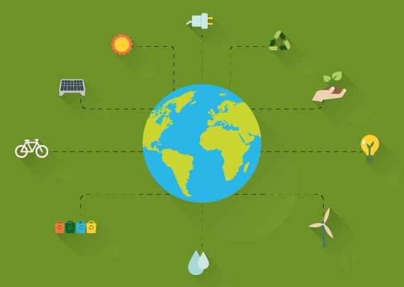 Sustentabilidade, um princípio básico para nossa sobrevivência neste planeta.