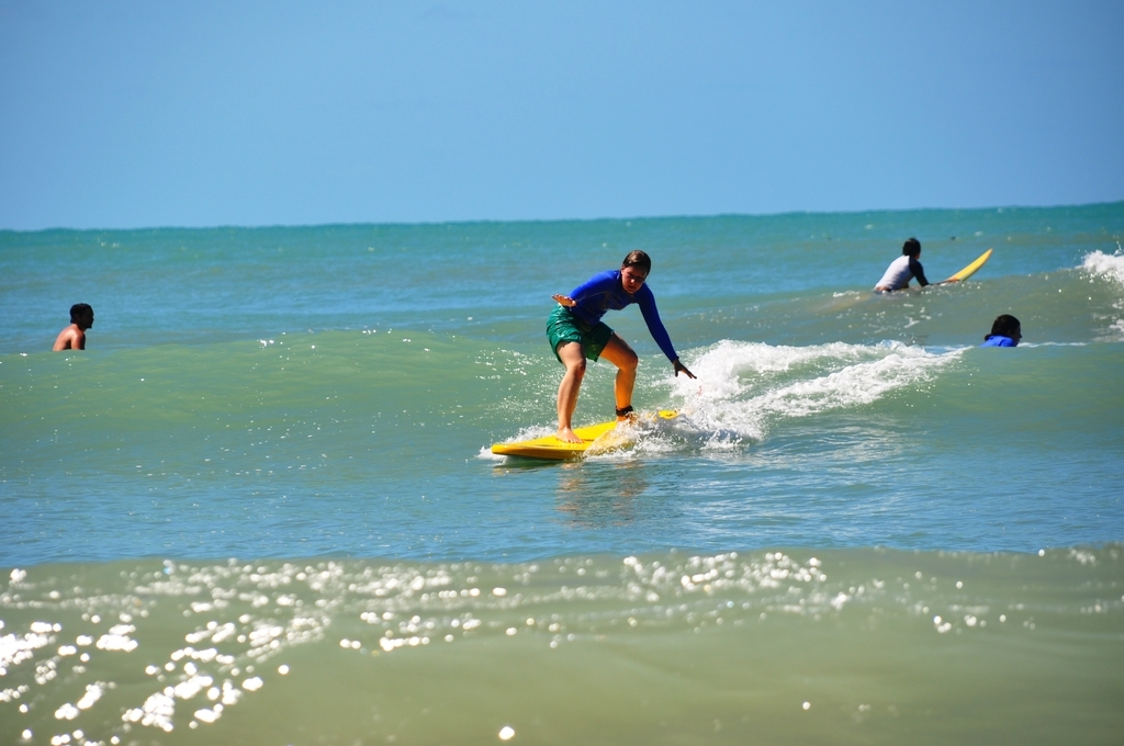 Trieb Club Surf Classes