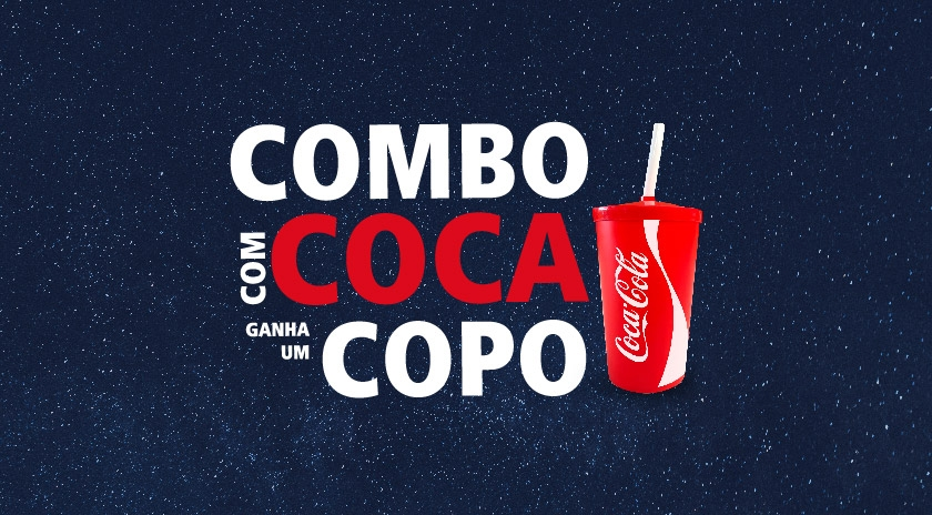 Combo + Coca = Glass Promotion